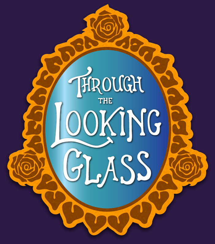 Through the Looking Glass - Logo