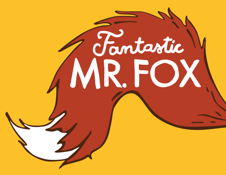 Fantastic Mr. Fox-Logo