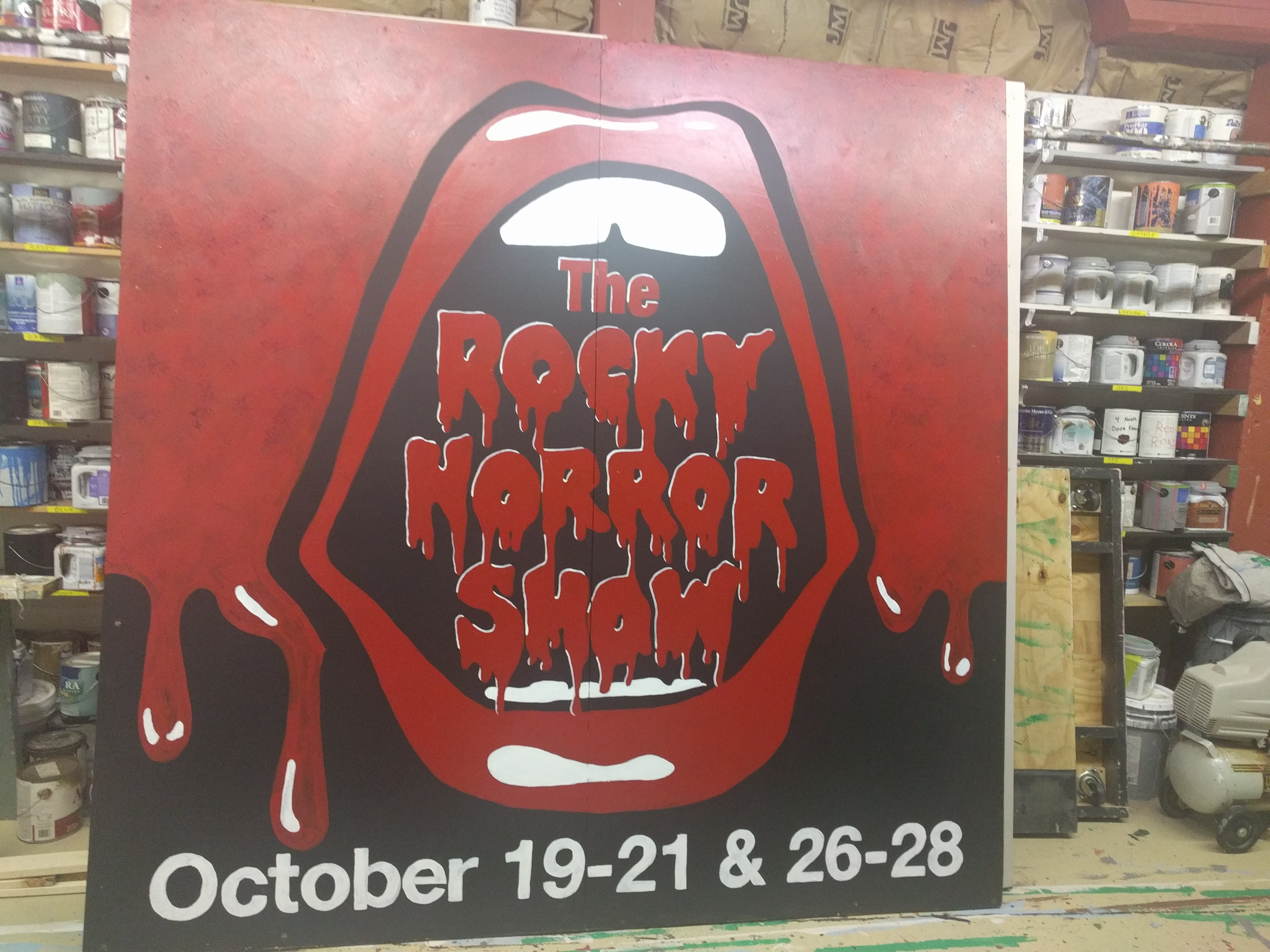 Rocky Horror Sign